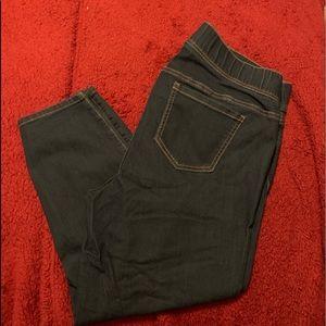 Torrid Pull On Jeans